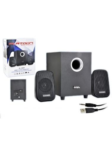 PL-4264 2+1 Speaker Usb/Sd/Fm-Platoon